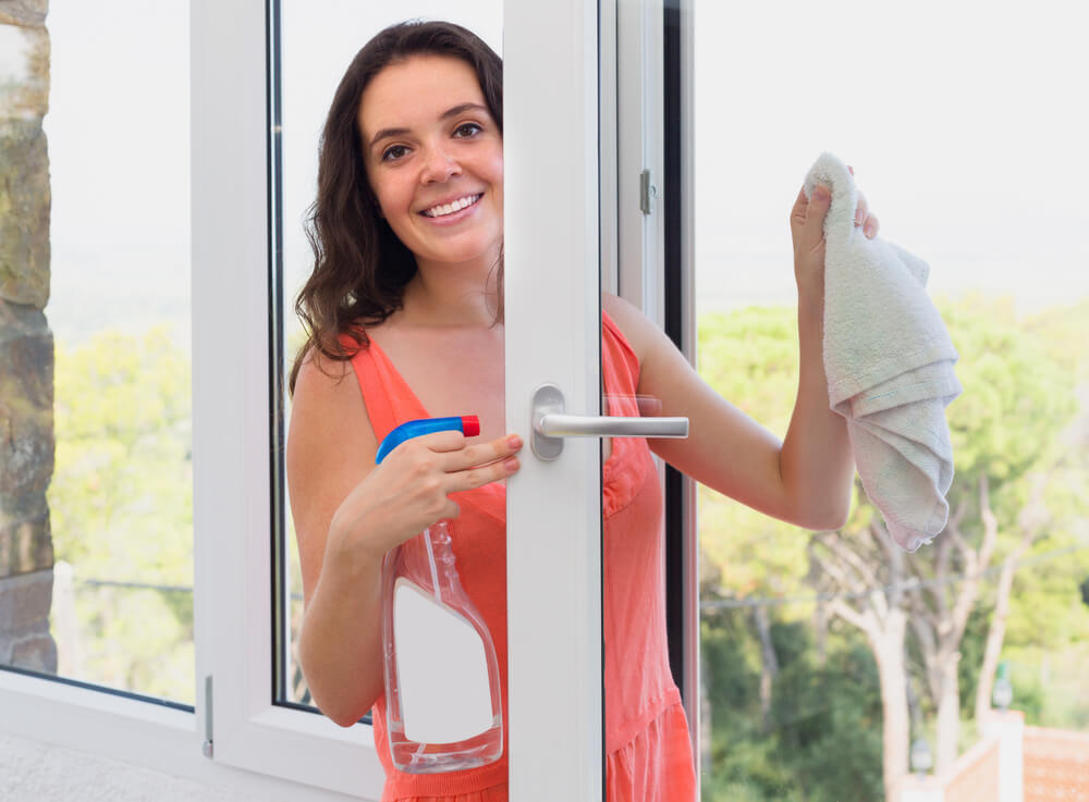 A Window Cleaner To Make Your Glass Crystal Clear